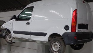 Renault Kangoo 2008 1.5DCI70