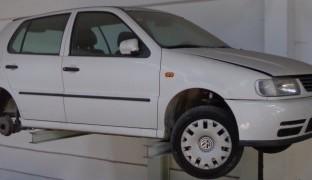 VW Polo 1.1