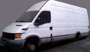 Iveco Daily 35C13 2002 2.8