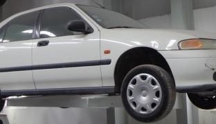 Rover 414 19961.4 Inj