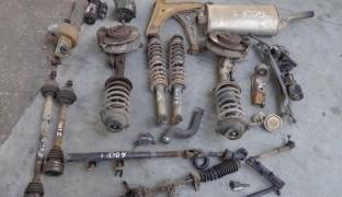 Peças VW Golf I TD (Carro desmantelado)