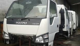Isuzu NKR - Cabines novas