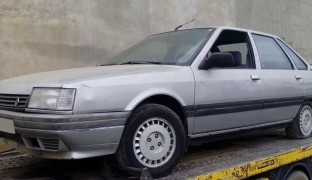 Renault 21 1986 2.0