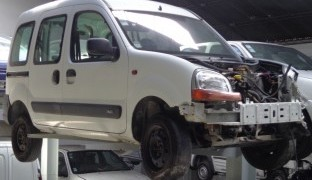 Renault Kangoo 2001 1.9 DTI