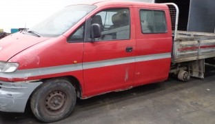 Hyundai H1 2.5 Turbo 2001